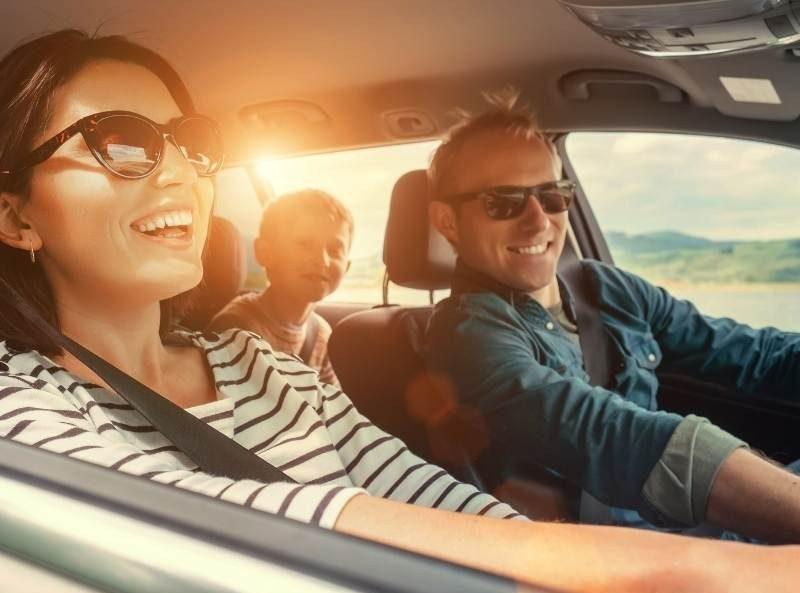 kør sikkert med sommerdæk